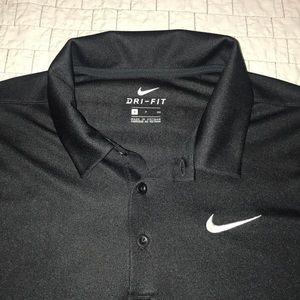 Men's small Nike Dri-fit Polo